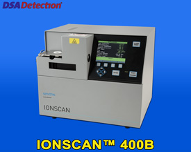 ionscan 400b rh dsadetection com Ion Scanner to Detect Narcotics Smith's Ions Can 400B