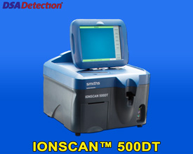 ionscan 500dt rh dsadetection com Ions Can 500Dt Manual RDX Explosive