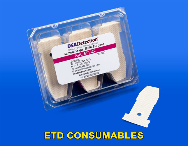 ETD Consumables