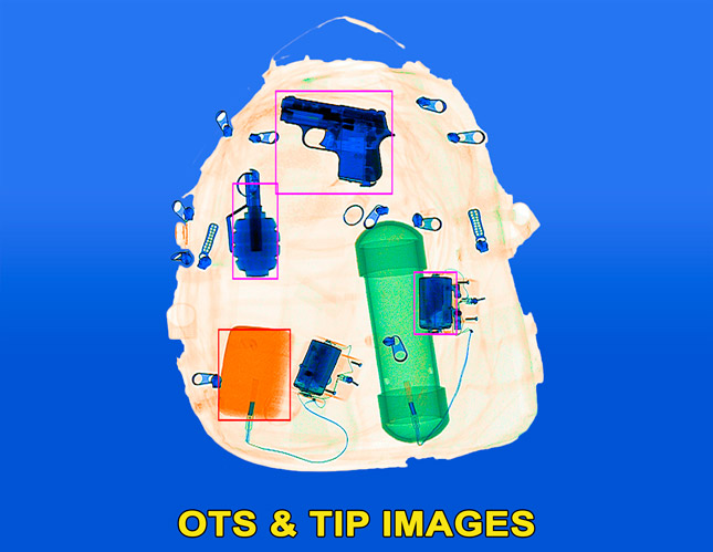 OTS and TIP Images